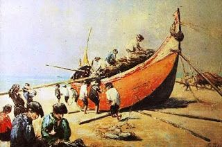 Escrita(s): Sobre a pintura de cenas marítimas, navios e batalhas navais