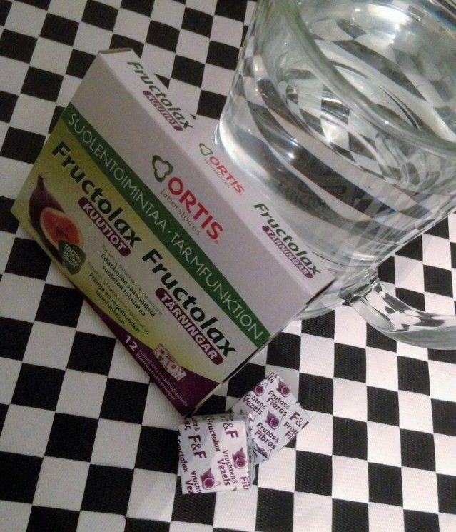 Fructolax-kuutiot vatsan hyvinvointiin  www.hopottajat.fi/fructolax Helppo, hellävarainen ja luonnollinen ravintolisä  testattu Hopottajat-kampanjassa