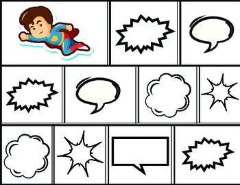 Superhero behavior chart free printable                                                                                                                                                                                 More