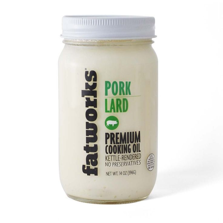 Several customers have asked for an organic lard so we thought we would give it a shot! Fatworks Organic Lard is made from pigs that are certified organic. That means they have access to the outdoors, are raised with feed that is is non-GMO and has never been sprayed with pesticides, antibiotics or added hormones. It's also delicious, fine filtered and rendered with the same exacting small batch standards as our other lards. In our commitment to total transparency we are happy to share...