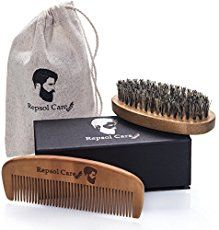 Facebook Twitter Pinterest A beard brush is a vital tool in a man's arsenal. Whether you're just starting out with some peach fuzz or your chaotic beast has a mind of its own, a beard brush is great for beard maintenance. Especially for men who wear a long beard style, using a beard brush correctly …