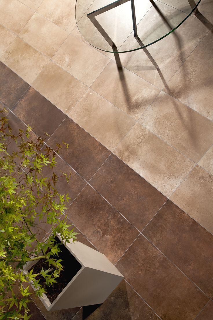 Bauhaus Brown Y Bauhaus Sand Cer 225 Micos San Lorenzo