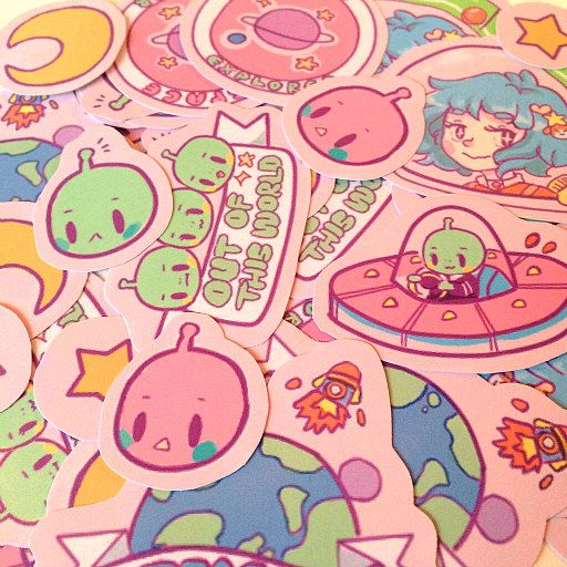 1000 ideas about pastel galaxy on pinterest kawaii for Pastel galaxy fabric