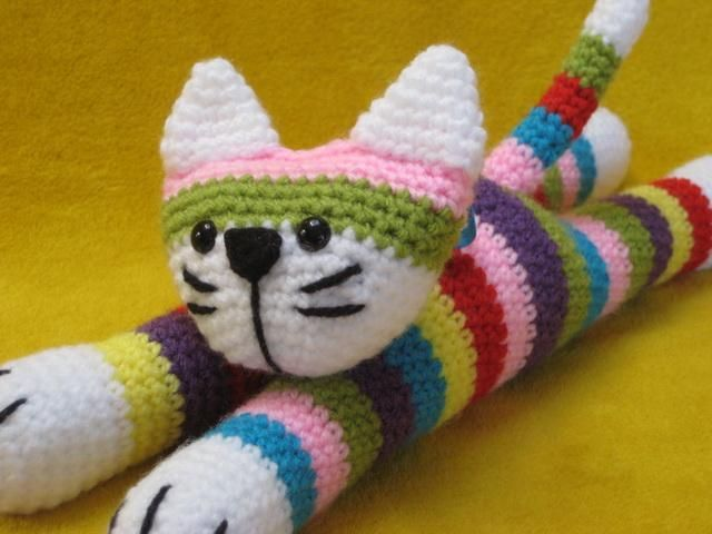 Amigurumi Kitten Patterns : Best kedi fare images amigurumi patterns