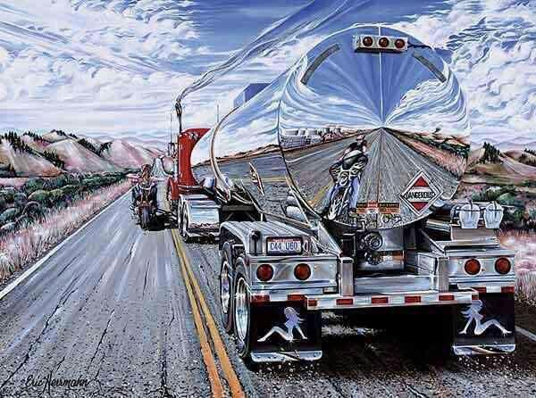 Dave Mann art: #chopperexchange #davidmann #bikerart                                                                                                                                                                                 More