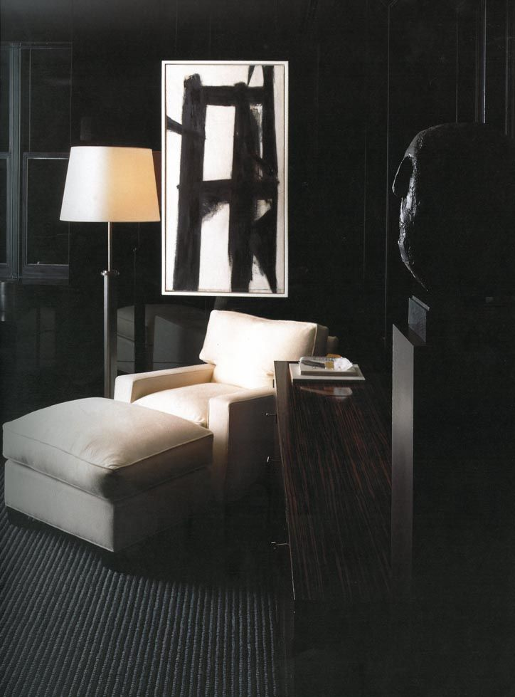 Interior design by Tom Ford