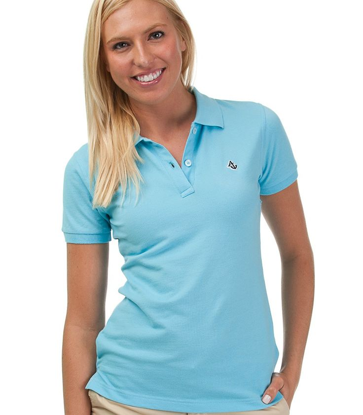 1000 ideas about polo shirt women on pinterest sport for Womens button up polo shirts