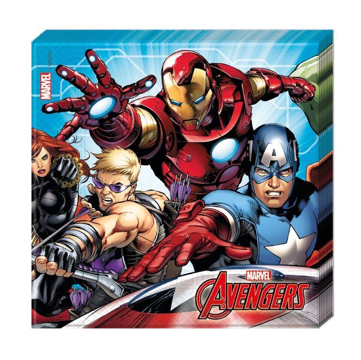 Avengers-servetti