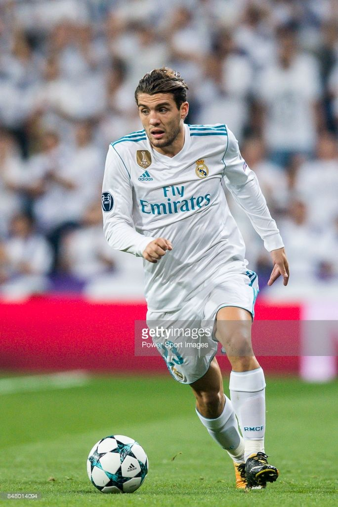 Mateo Kovacic of Real Madrid in action during the UEFA Champions League 2017-18 match between Real Madrid and APOEL FC at Estadio Santiago Bernabeu on 13 September 2017 in Madrid, Spain.