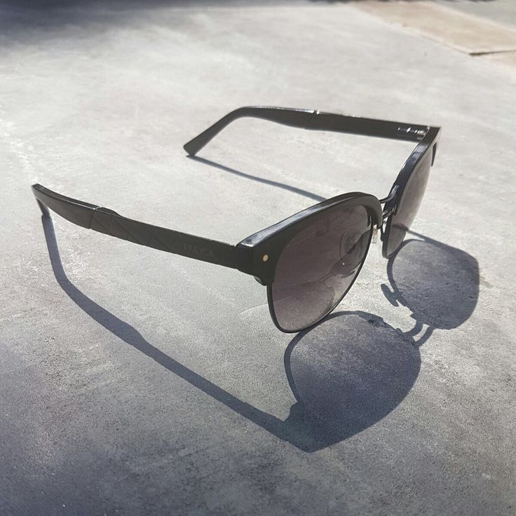 All Black Clubmaster Sunglasses.    #TreycaSunglasses #Sunglasses #Wayfarer #Clubmaster #Wayfarersunglasses #Fashion #Mensfashion #Womensfashion #Clubmastersunglasses #Luxury #Summer