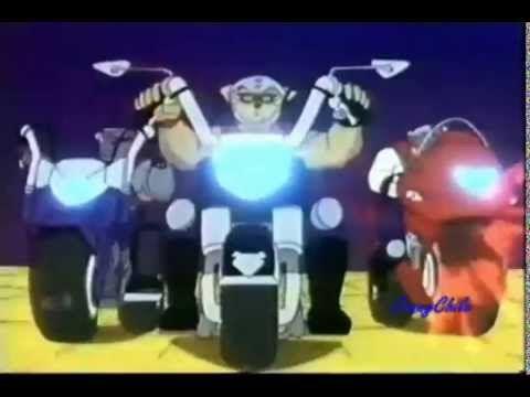 Motoratones de Marte - Opening Latino