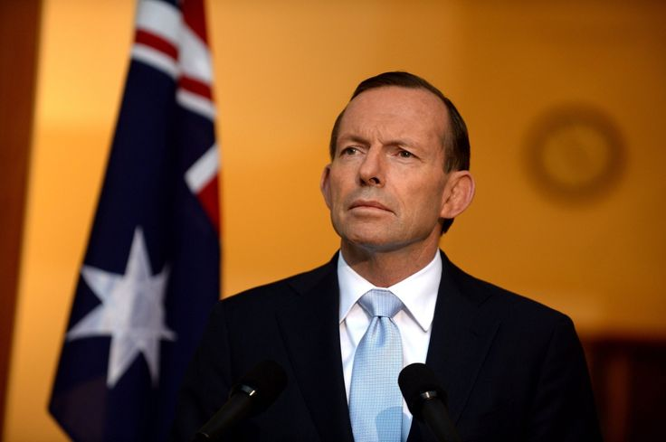 Australian PM Tony Abbott under fire as 'environmental vandal'  In less than a year as Australian government leader, Prime Minister Tony Abbott has drawn more ire from environmentalists than most anti-regulation crusaders manage in a full term in office.  http://www.latimes.com/world/asia/la-fg-australia-abbott-environment-20140819-story.html