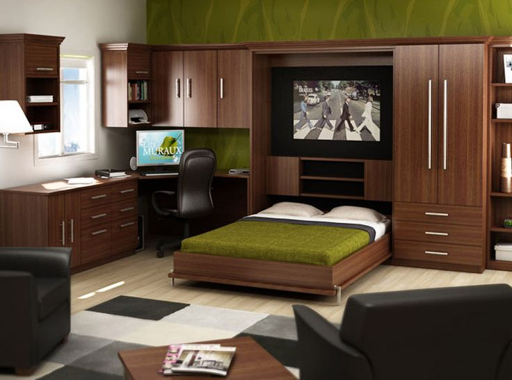 Murphy Bed / Office / Living Room