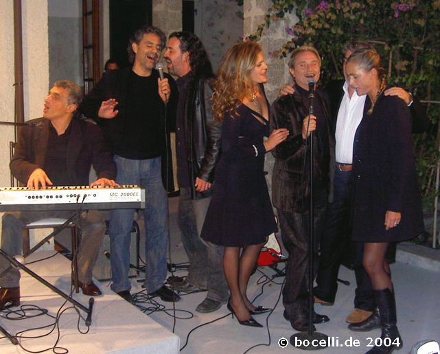670 best images about andrea bocelli on pinterest teatro to say goodbye and expo 2015 - Bagno bocelli forte dei marmi ...