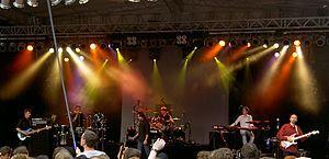 Runrig-Konzert 2004, Freilichtbühne Wattenscheid