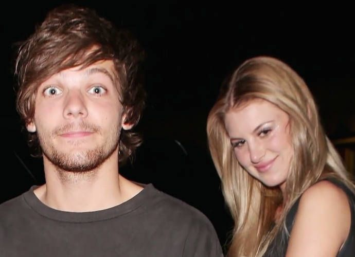 Louis Tomlinson Shares First Picture Of Son With Ex Briana Jungwirth