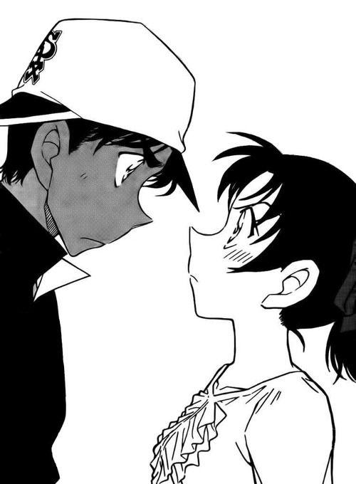 Heiji and Kazuha^^ // I. WANT. A. RELATIONSHIP. LIKE. THEIRS.