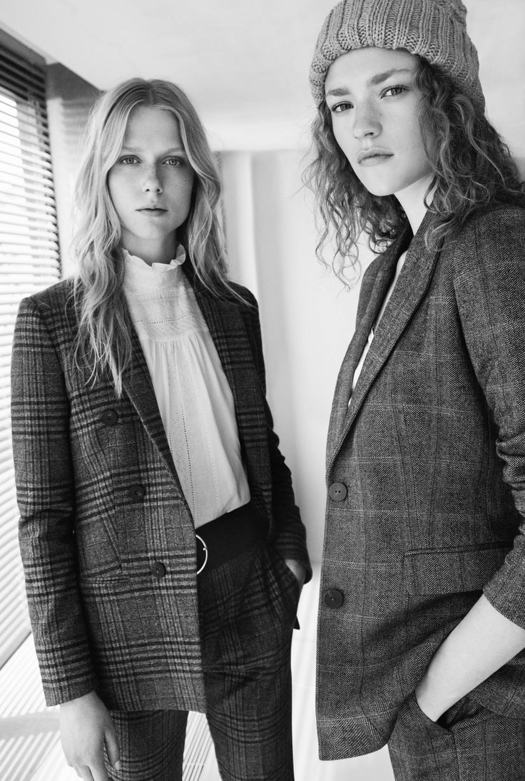 AW16 Trend   Prince of Wales Check   @styleminimalism