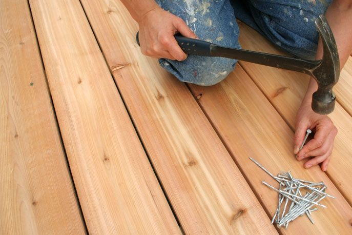 A deck is a great addition to any home—you can enjoy it straight away, and see a great return on investment when you decide to sell.