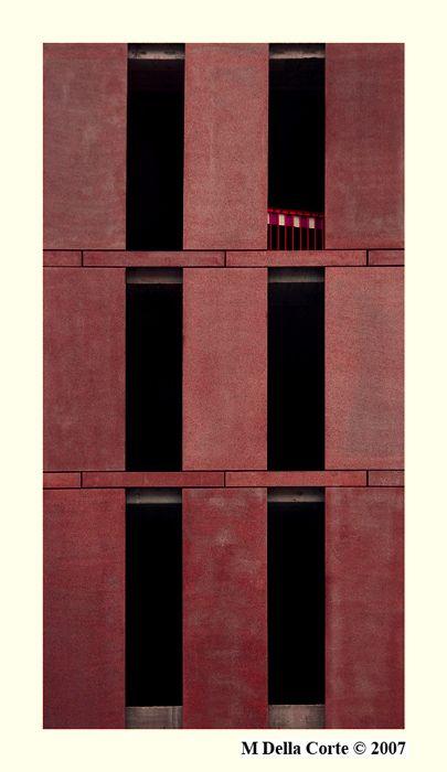 E-scapes: Red Concrete