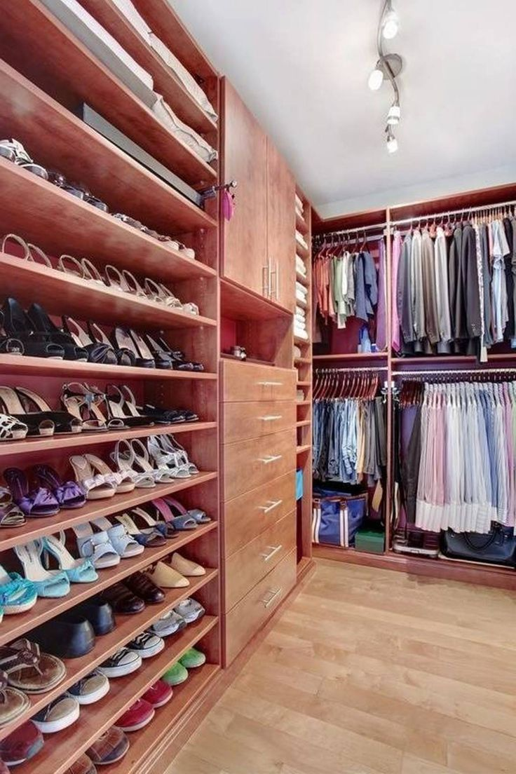 17 best images about closet on pinterest closet organization wire shelving and corner. Black Bedroom Furniture Sets. Home Design Ideas
