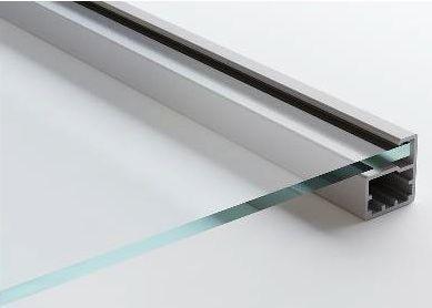 33 best Aluminum Frame Styles images on Pinterest | Glass cabinet ...