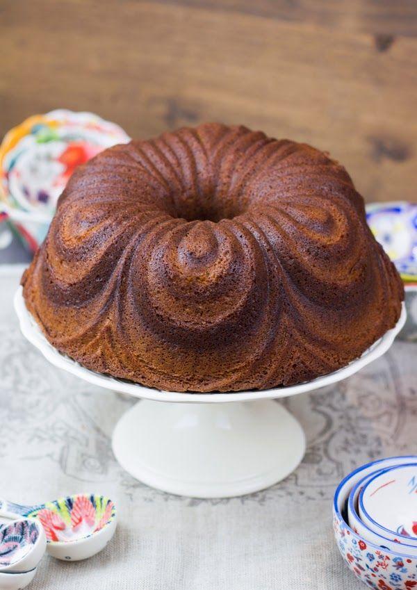 Objetivo: Cupcake Perfecto.: Bundt Cake de Nutella (y Cupcake Maniacs ha vuelto!!!)