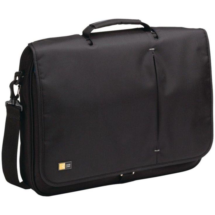 CASE LOGIC VNM-217 17 Notebook Messenger Bag