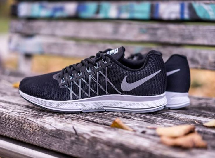 Nike Air Zoom 92 Pegasus: Black/Grey/White | Kicks | Pinterest | Pegasus,  Gray and Black