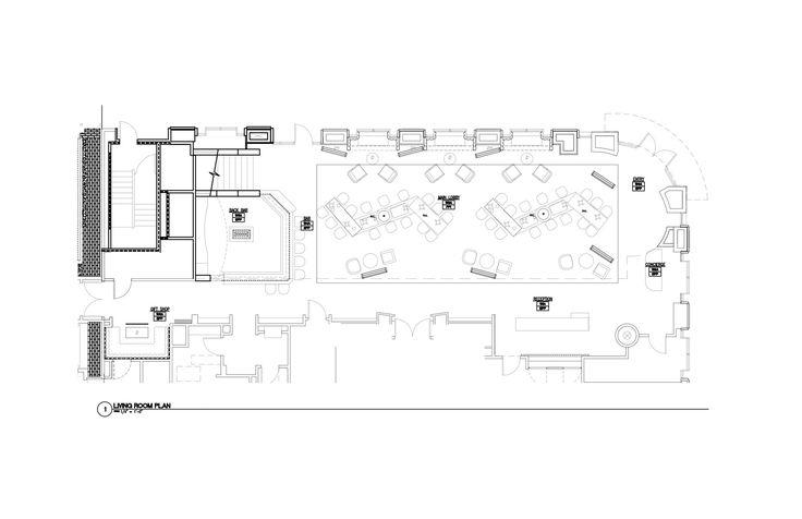 W Hotel, San Diego,Plan