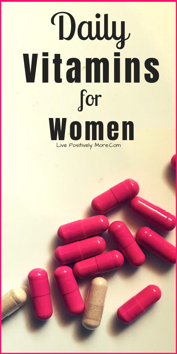 Take Vitamin Supplements Everyday
