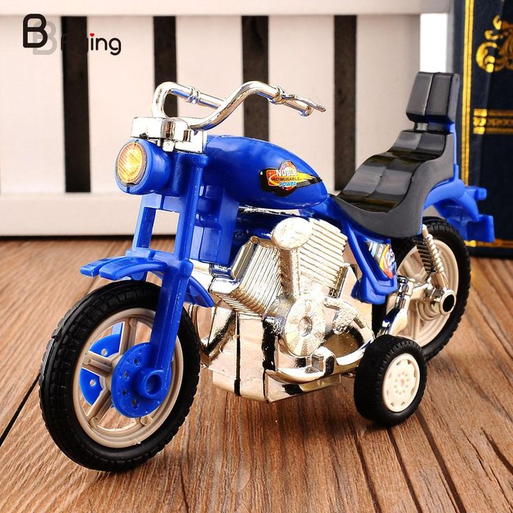 Plastic Hobby Collection Sport Bike Replace Kids Gift Boys & Girls Present Motorcycle Motorbike Toy Model Random