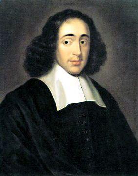 Baruch Spinoza was een Nederlandse filosoof en wiskundige die is geboren in amsterdam in 1632. Hij schreef veel boeken maar in die tijd mochten ze niet uitgegeven worden. Hij is in 1677 overleden