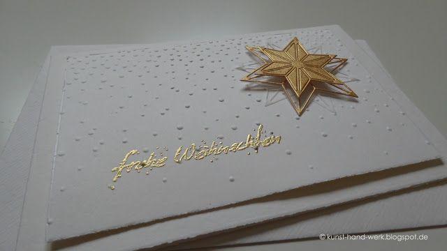 kunst-hand-werk im dorf: Nordische Sterne