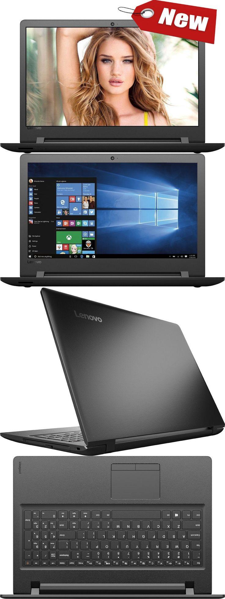 general for sale: New! Lenovo 8Gb 15.6 Windows 10 Laptop Intel Core I3-6100U 1Tb Dvd+Rw Bluetooth -> BUY IT NOW ONLY: $395.95 on eBay!
