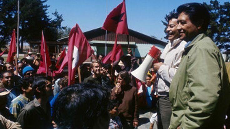 César Chávez: el polémico legado del Martin Luther King hispano