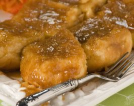 Our most lazy caramel rolls: Overnight Breakfast Rolls   Rhodes Bake-N-Serv