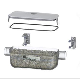 Neutralizzatore per acque acide condensa caldaia condensazione condizionatore climatizzatore