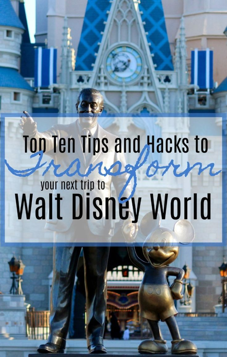 Disney World Tips | Transform your Next Trip To Disney World with these special experiences