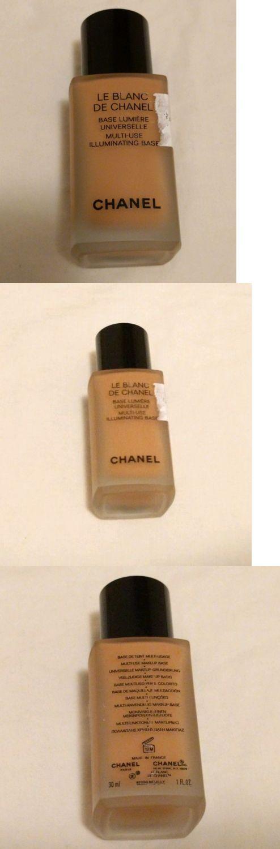 Foundation Primer: Le Blanc De Chanel Multi-Use Illuminating Base 1 Fl Oz 30Ml Caramel Nwob -> BUY IT NOW ONLY: $40.05 on eBay!