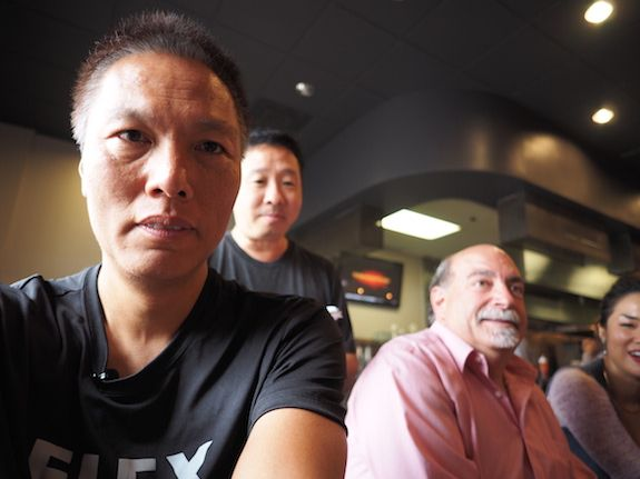 Finding My Inner Food At The Urban Seoul : October 25, 2014, 5:00 am