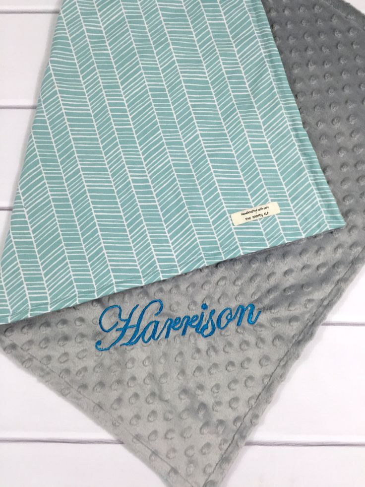 Best 25 embroidered baby blankets ideas on pinterest baby personalize baby boy blanket herringbone baby blanket custom baby blanket monogram baby blanket embroidered baby blanket new baby git negle Gallery
