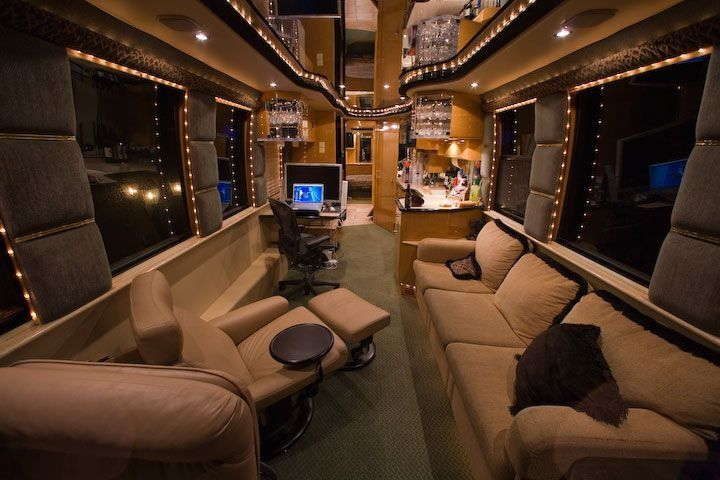 ... Industry | Pinterest | Buses, Mindless Behavior and Tour Bus Interior