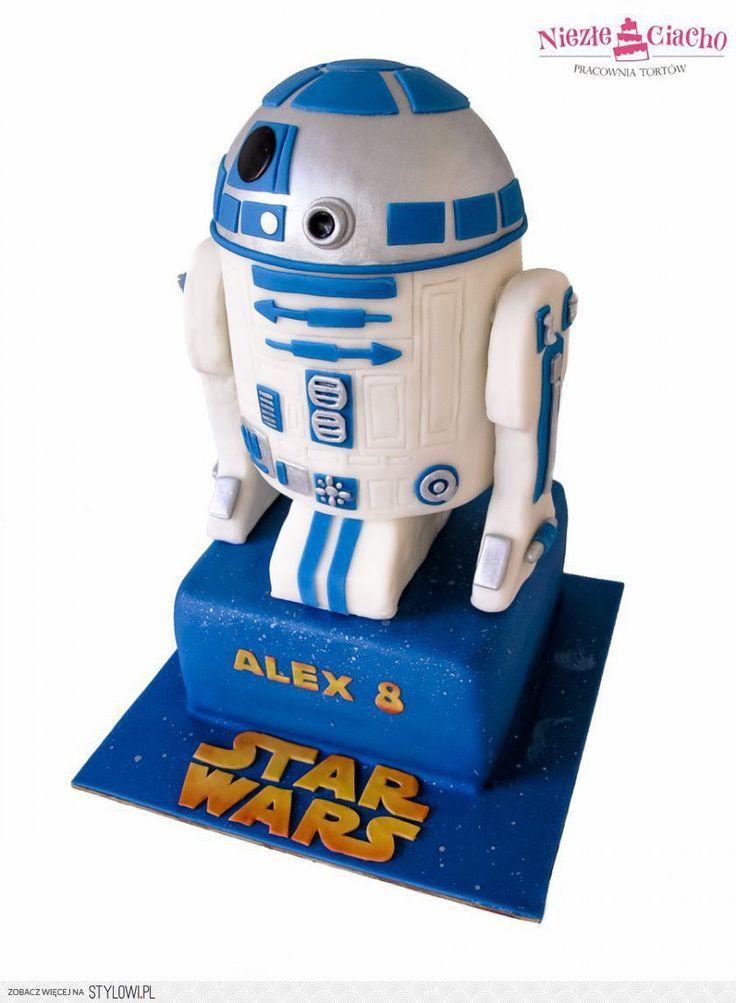 Star Wars, Gwiezdne Wojny, torty bajkowe, torty dla dzieci, tort urodzinowy, urodziny dziecka, Tarnów