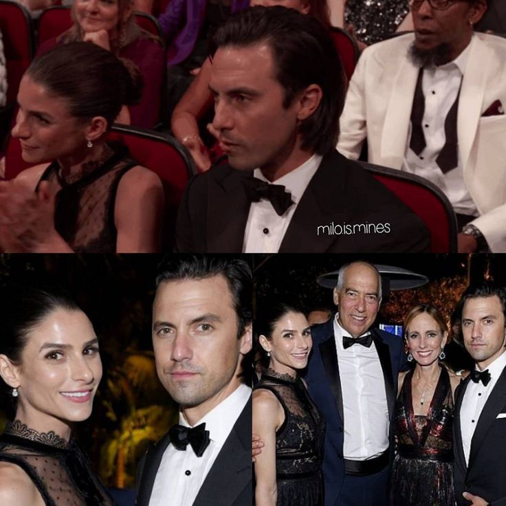 This weekend This is Us star Milo Ventimiglia brought his new girlfriend Kelly Egarian to the Emmys and let's just say it's all anyone has been talking about. So, naturally, we did a little digging (ok, stalking!) and discovered that Kelly's previous boyfriend was *Nsync member J.C. Chavez. Mind blown!