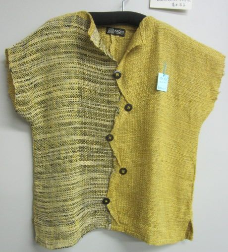 "Hand-woven Tekijuku SAORI Yokohama communication - SAORI weaving information blog | is the introduction of ""My Best Exhibition""!"