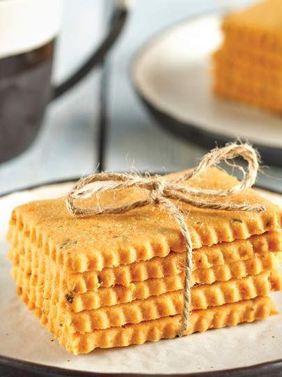 Acılı kraker Tarifi - Hamur İşleri Yemekleri - Yemek Tarifleri