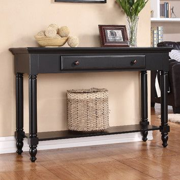 Sofa Mart Renovations by Thomasville Westmont Console Table