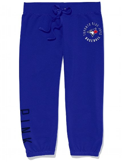 and matching crop sweatpants? perfect for a movie marathon or curling up and watching the game at home