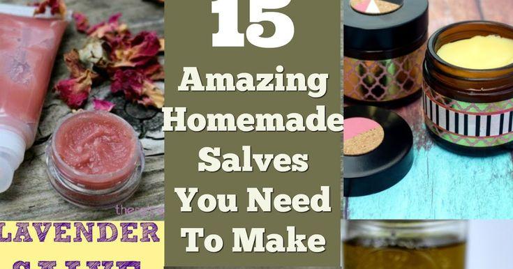 15 Amazing Homemade Salve Recipes https://cstu.io/62cd85